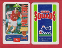 Arsenal Paul Dickov Scotland S95